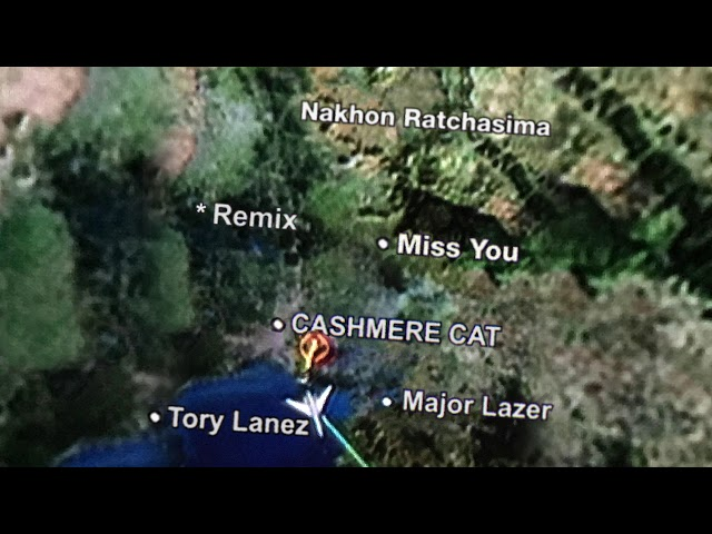 Cashmere Cat, Major Lazer, Tory Lanez - Miss You (Major Lazer & Alvaro Remix)