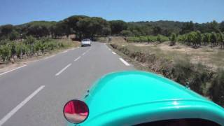Quest Velomobile en St-Tropez Part 3 of Day 1