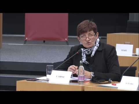 GUE/NGL External Bureau Meeting in Thüringen