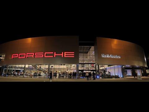 Porsche Dealership Houston TX | Porsche North Houston Grand Opening | indiGO Auto Group