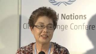 Prof Yuko Furukawa from the Tokyo University of Science