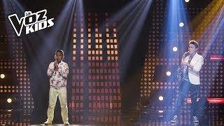 Carlos Mario canta La Gloria Eres Tú | La Voz Kids Colombia 2018