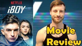 iBoy (2017) - Netflix Movie Review (Non-Spoiler)