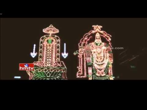 Special Arrangements for Maha Shivaratri   Srikalahasti   HMTV