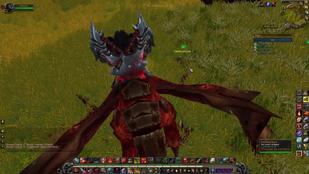 Best Battle Pets of World of Warcraft: Outland Safari