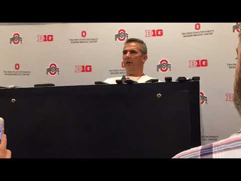 Urban Meyer Press Conference: Oct. 4, 2017