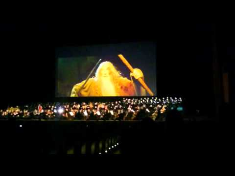 The Lord of the Rings: Concert  The Bridge of Khazaddum Moscow 2016