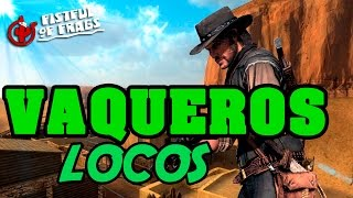 Fistful of Frags-Gameplay en español