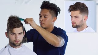How to Get the Undercut, Summer's Hottest Hairstyle - Men's Grooming and Hair - Details Magazine