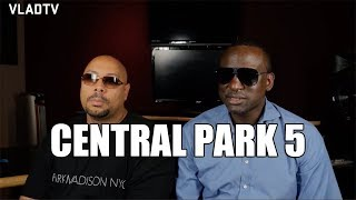 The Central Park 5 on Being in Central Park on Night of the Assault (Flashback)