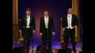 The Irish Tenors- Will Ye Go, Lassie, Go? (LIVE)