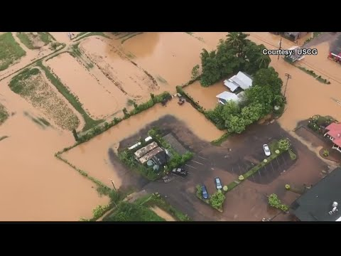 Kauai mayor on current situation on Kauai after weekend floods