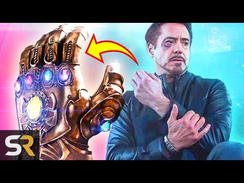 Avengers Theory Marvel Has Been Foreshadowing Iron Mans Fate Since Civil War