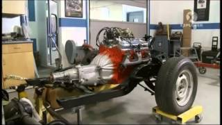 Chevrolet Camaro Z28 1969 реставрация автомобиля.mp4