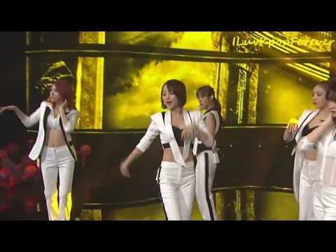 [Edited] 130922 KARA - Damaged Lady @ Inkigayo [1080p]