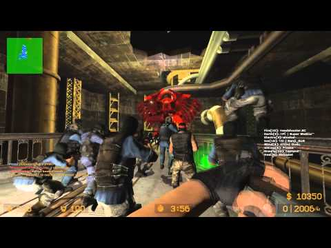 [Counter-Strike: Source Zombie Escape] Mako Reactor Extreme 2 I3D win 2