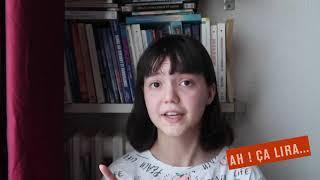 Le conseil de lecture d'Alexia