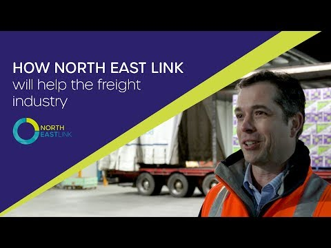 How North East Link will help the freight industry