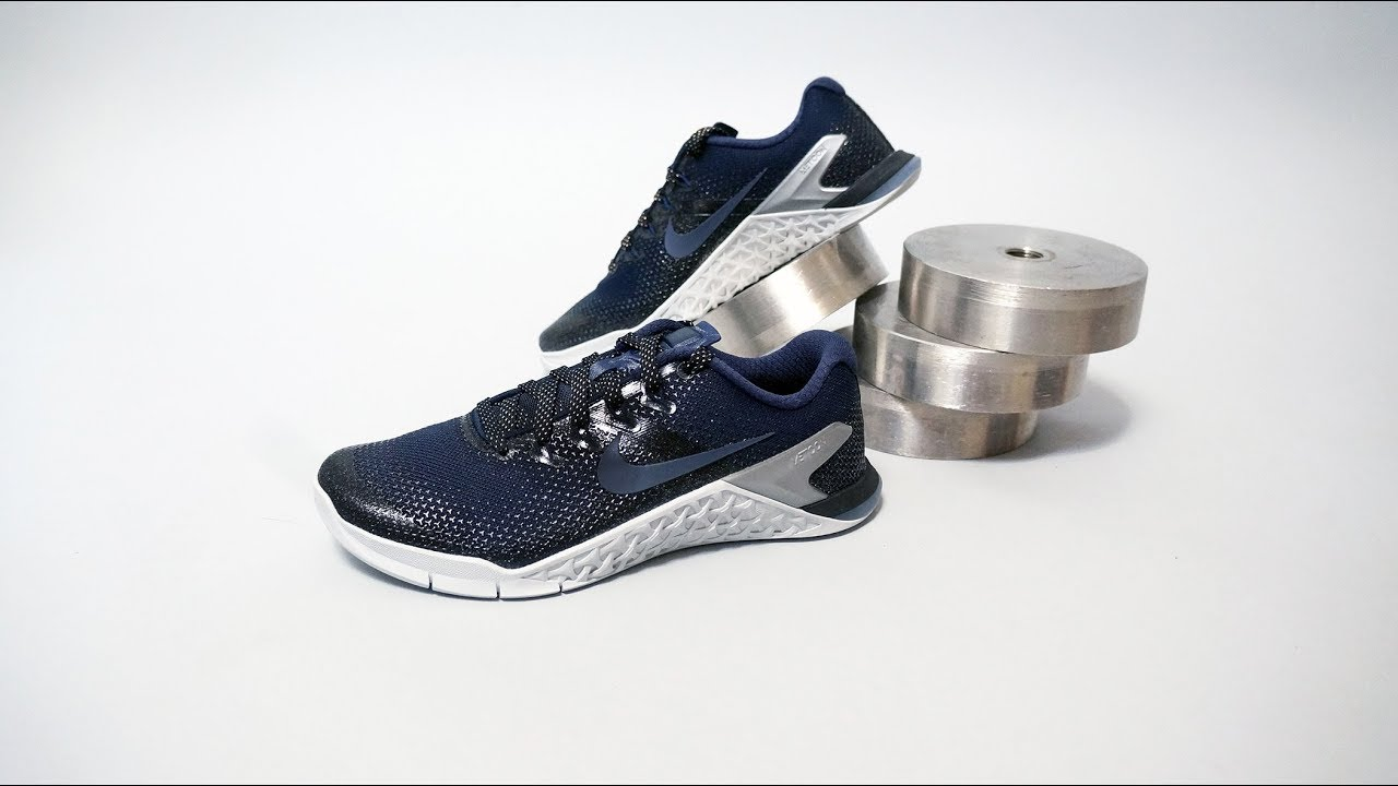 dce0ef9011c4f Wmns Nike Metcon 4 Metallic - YouTube