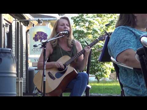 Hell On Heals Cover - Pistol Annies - Donna Milcarek 6/1/17 Blue Fish Grill, Flemington NJ
