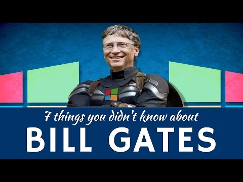 Bill Gates: 7 True Facts About Genius Achievements At Microsoft