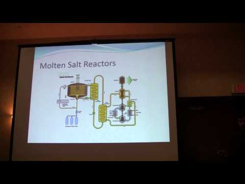The Nuclear Energy Future: Thorium Reactors? Matthew Robinso
