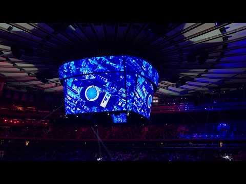 New York Rangers 2017-2018 Home Opener Intro (vs. Colorado Avalanche)