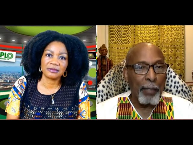 Prof. James SMALL: What Africans Need to Learn about our unity