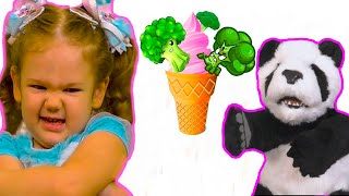 Do You Like Strawberry Ice Cream Song | Nursery Rhymes Songs by Kids Liza