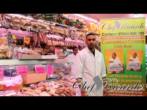 Ss Halal Butchers Supporting Chef Ricardo Caribbean Cuisine Cooking Book | Chef Ricardo Cooking