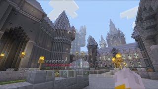 Minecraft Xbox - Harry Potter Adventure Map - Cauldron Hunt - Part 7