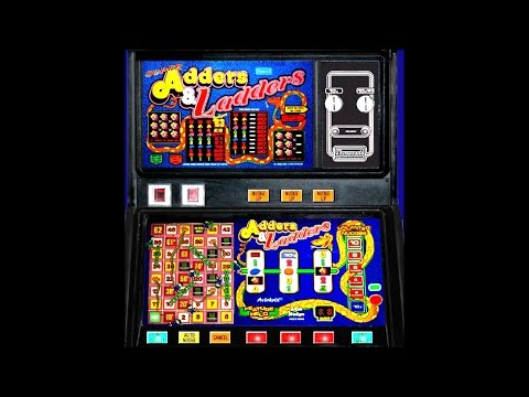 Adders And Ladders Fruit Machine
