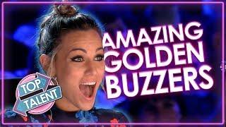 TOP 3 GOLDEN BUZZER AUDITIONS | Spains Got Talent 2018 | Top...