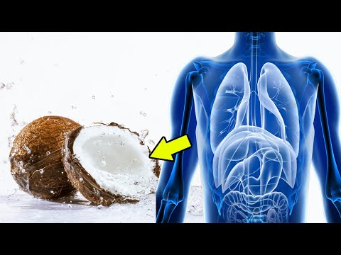 What Will Happen If You Drink Coconut Water Every Day !