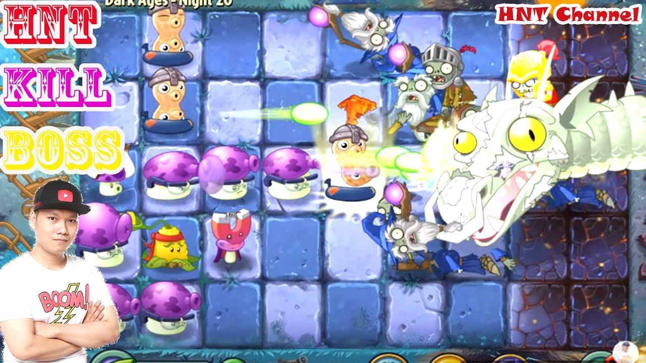 Plants vs  Zombies 2 hnt chơi game pvz 2 lồng tiếng vui nhộn funny gameplay #9 new 9