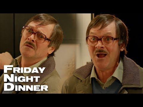 Inviting Jim Over For Dinner | Friday Night Dinner