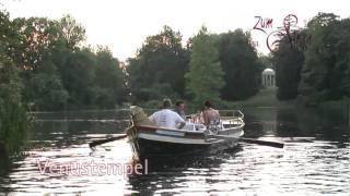 Hotel Zum Stein - Romantik pur - Abendgondelfahrten auf dem Wörlitzer See