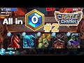 Castle Crush : All in One GamePlay 🕍 Grand Master 1 (I) 🕍 -  LVL 10   RGame