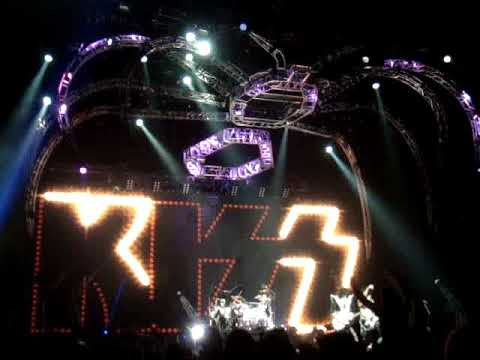 Kiss - Creatures of the Night, live in Sydney 2015