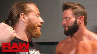 Zack Ryder celebrates his Long Island win: Raw Exclusive, July 15, 2019