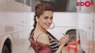 Taapsee Pannu shares her views on the insecurities of actresses in Bollywood   Bollywood News