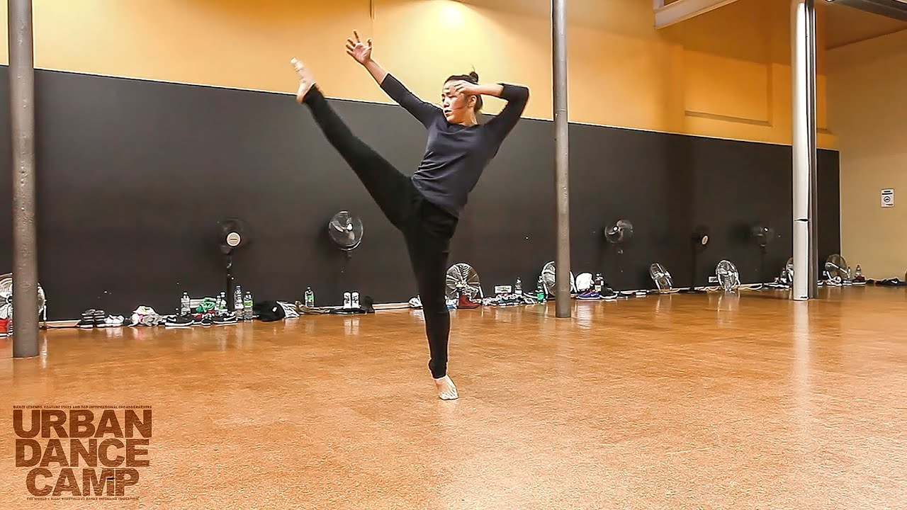I See Fire - Ed Sheeran / Marissa Osato Choreography Contemporary Modern / URBAN DANCE CAMP