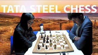 Se Sintió Avergonzado - Tata Steel 2018