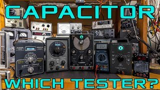 Which Capacitor Tester Should I Buy?