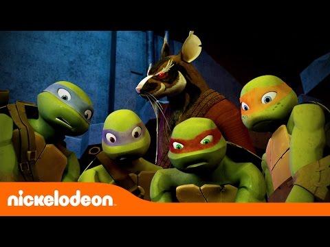 Tartarugas Ninja | O Malvado Mestre Splinter | Brasil | Nickelodeon em Português