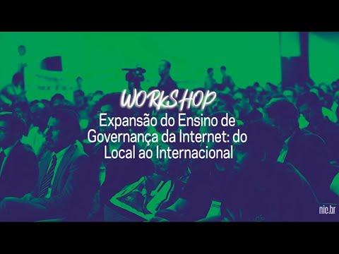 [FIB10] Expansão do Ensino de Governança da Internet: do Local ao Internacional