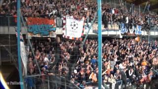 Auxerre Montpellier (Los Paillados): reprise du match et deuxième but d'Utaka
