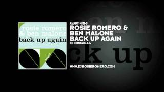 Rosie Romero & Ben Malone - Back Up Again