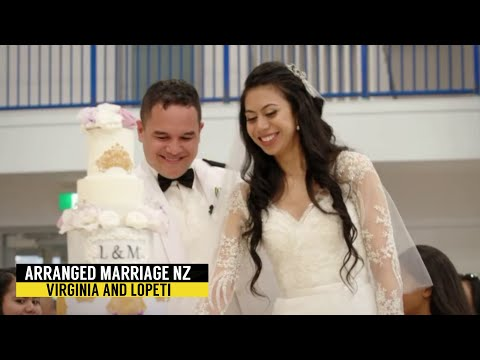 Arranged Marriage NZ — Tongan Princess Virginia Tuita & Lopeti Aleamotu'a