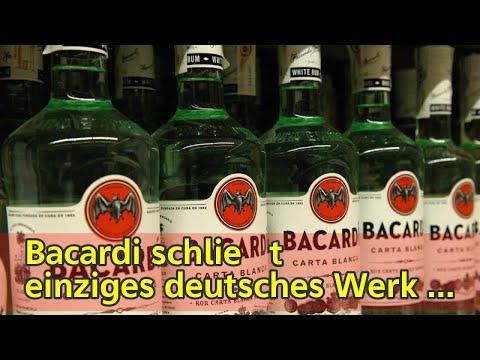 Bacardi schließt einziges deutsches Werk in Buxtehude